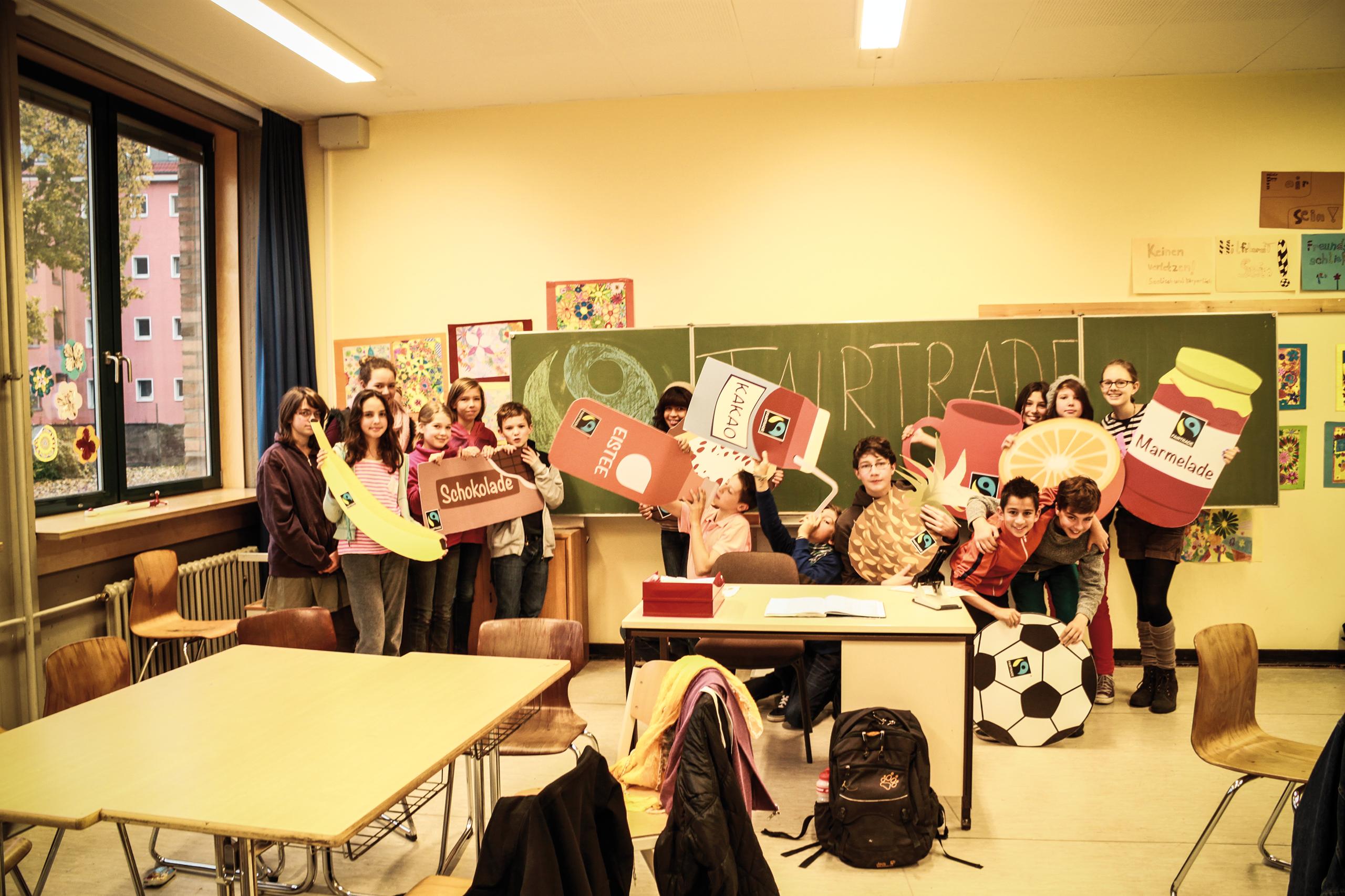 Fairtrade-Schools Blog