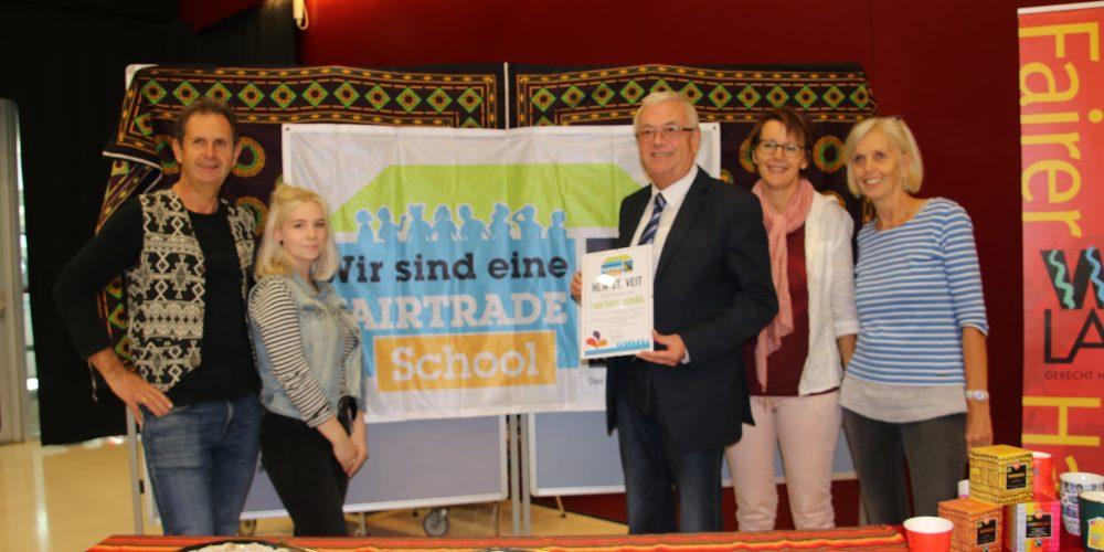 HLW St.Veit/Glan – Die erste Fair Trade Schule in Kärnten