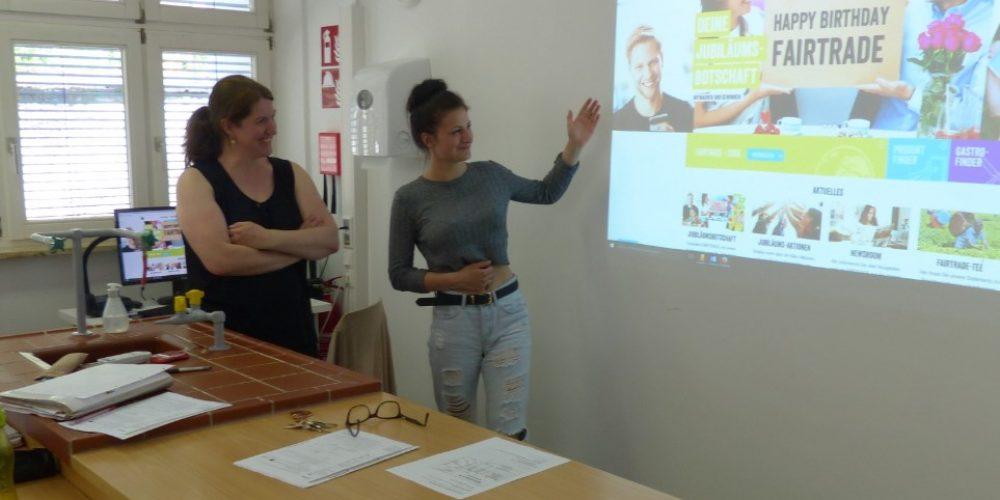 Fairtrade im Unterricht