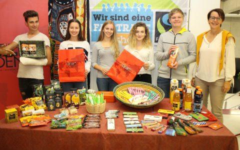 Fairtrade Basare an der HLW St.Veit