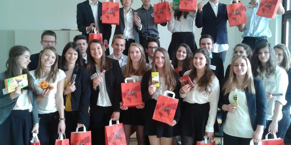 """Entrepreneurship-Day der HAK Laa im Zeichen von """"Fairtrade"""""""