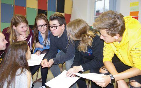 Fairtrade Workshop Gruppe
