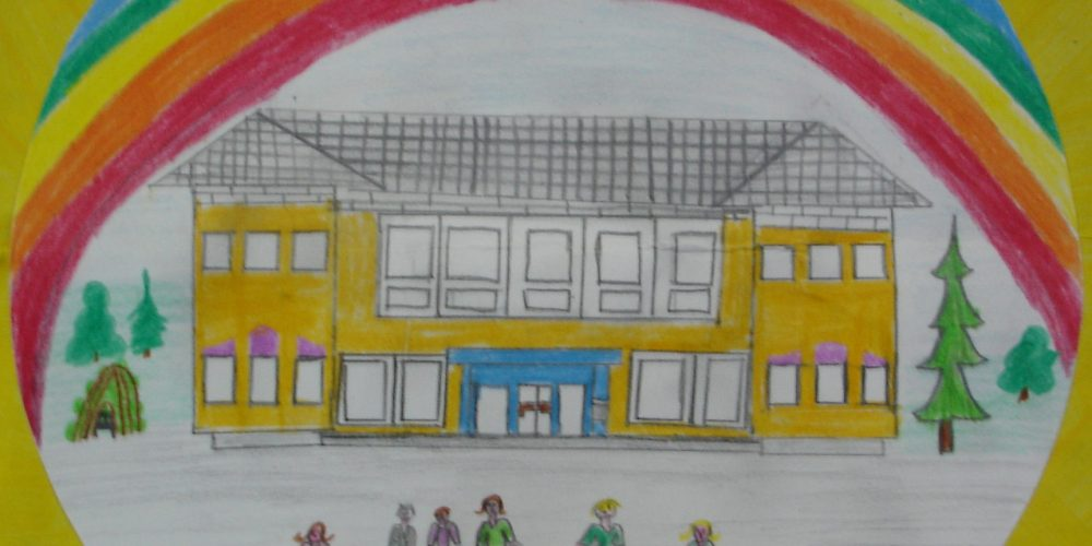 Kick-off: Die Regenbogenschule VS 9 Fellach wird Fairtrade-Schule