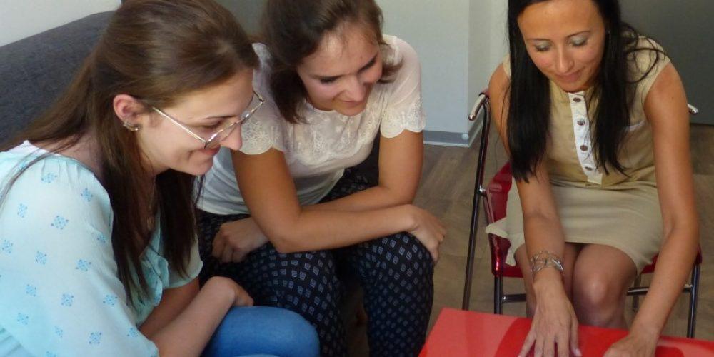 Gründung des Schulteams der Modeschule Hallein