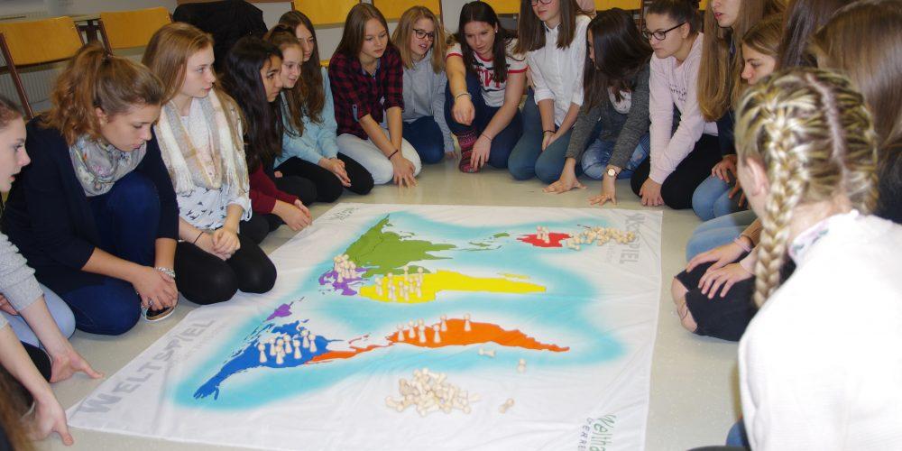 Fairtrade Workshop an der HLW Pinkafeld