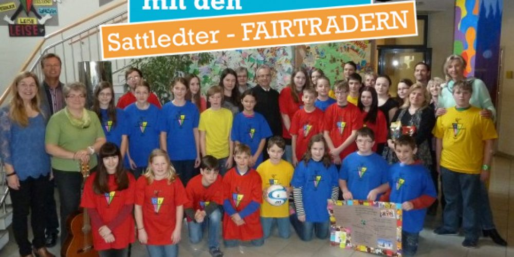 NMS Sattledt FAIRTRADE Gründungstreffen