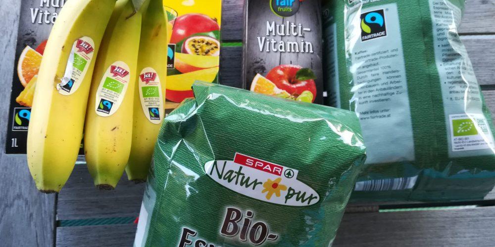 Einsatz von fair gehandelten Produkten an der Schule