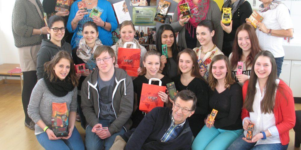 """Gründung des Schulteams """"Fairpoint"""" an der Ecole HLW Güssing"""