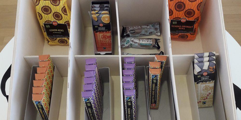 Der Weg der Schokolade