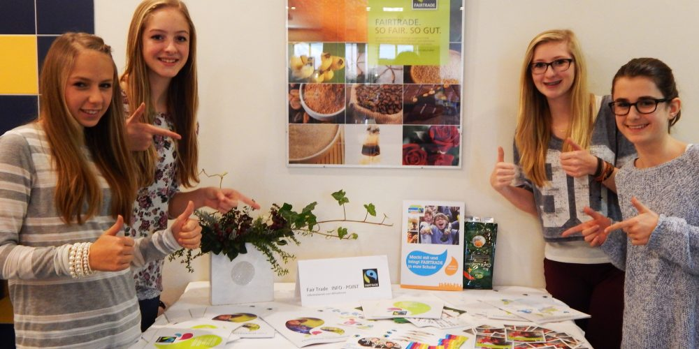 HLW Fohnsdorf – Fair Trade Info Point