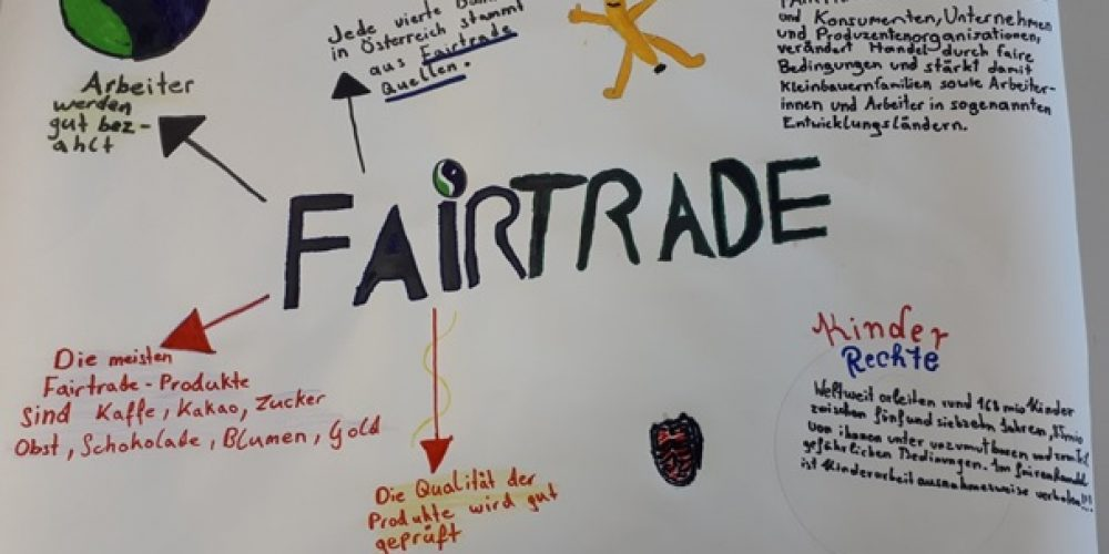 Fairtrade 3d