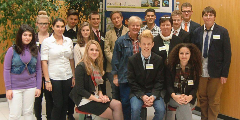 Praxishandelsschule Wörgl – Fair School