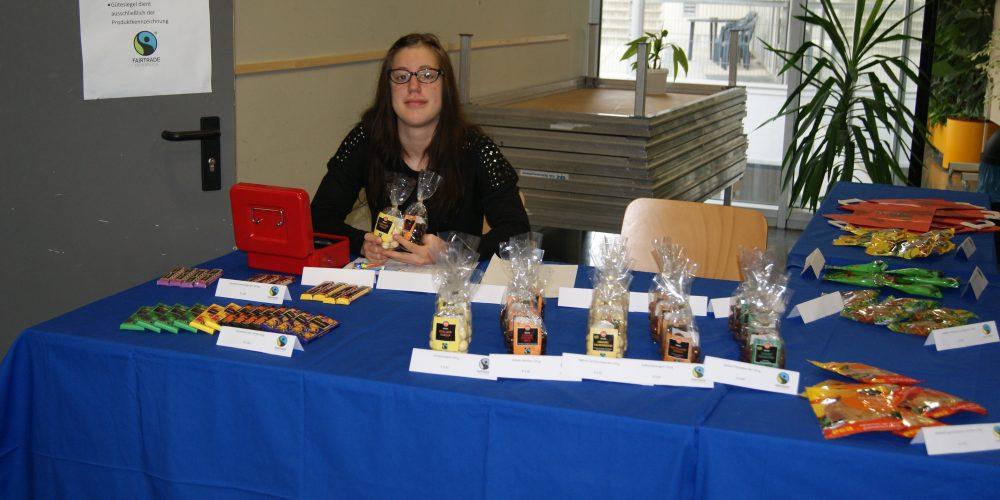 Trade Fair And Share BHAK/BHAS Mistelbach: FAIRTRADE bei vergangenen Veranstaltungen