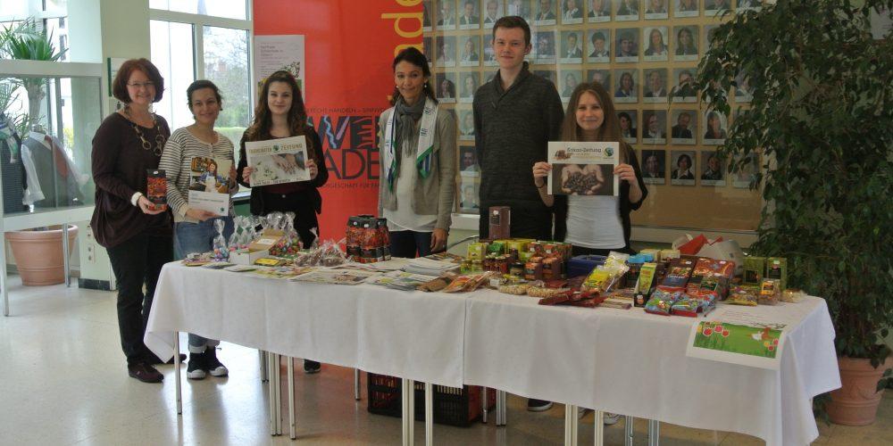 FairTrade-Tag an der HLA