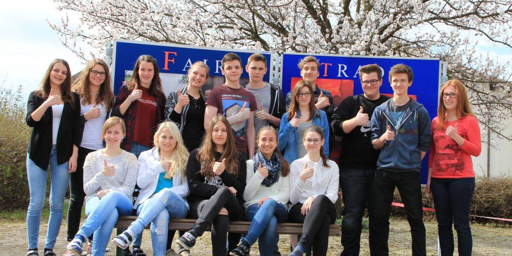 Gründung des FAIRTRADE-Schulteams der HAK Laa