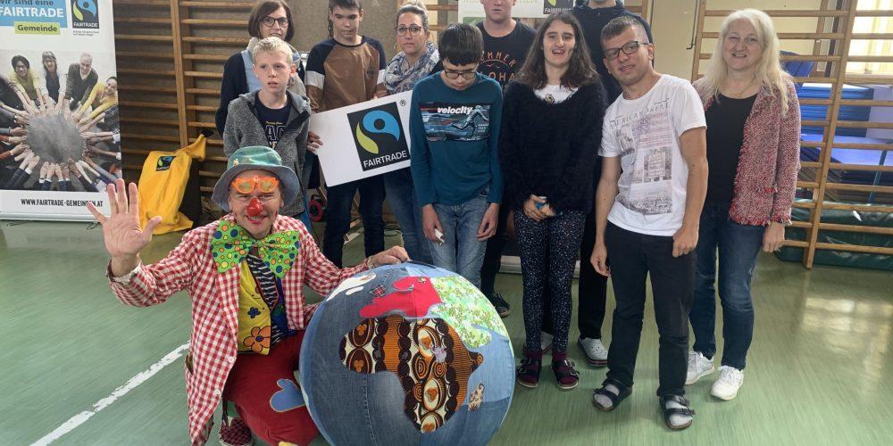 Fair-Clown Show in Pinkafeld