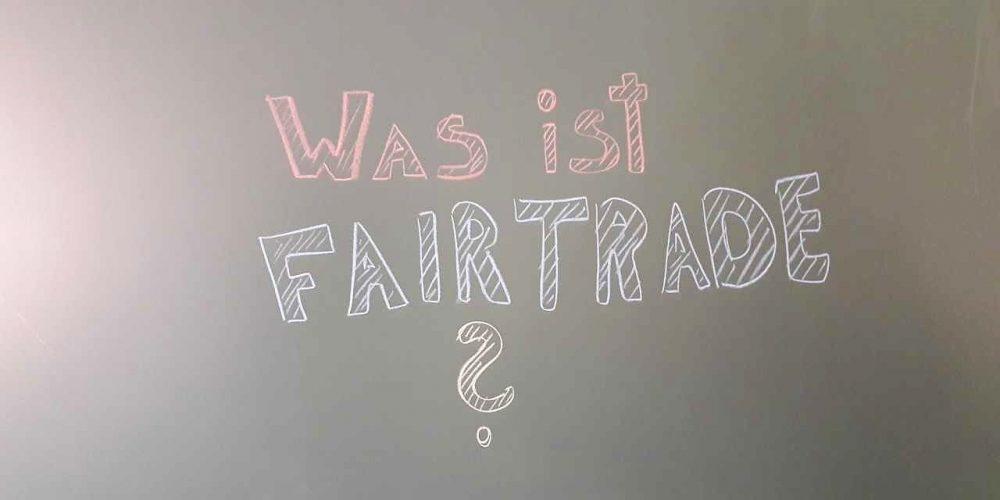 FAIRTRADE im Klassenzimmer